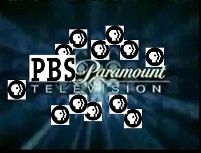 PBS Paramount Television Logo