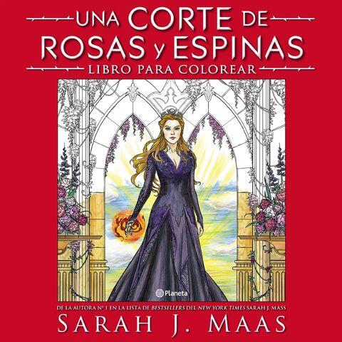 <i>Una Corte de Rosas y Espinas</i>