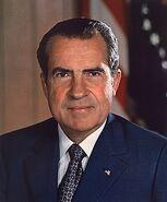 330px-Richard Nixon presidential portrait