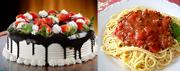 Spagetticake