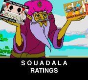 Squadala meaning