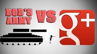 Bob's Army vs Google+