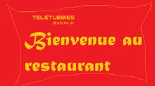 Bienvenue au restaurant