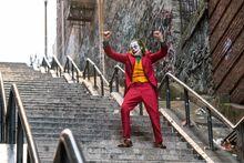 Joker stairs