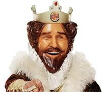 King of Burgers