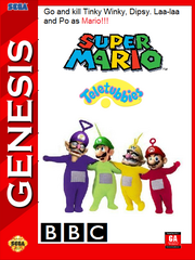 Super Mario Teletubbies