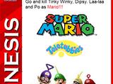 Super Mario: Teletubbies!