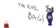 The evil bag titlecard