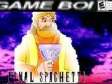 Final Spaghetti