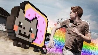 Real-Life Nyan Cat