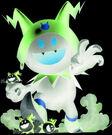 WaBlack Frost