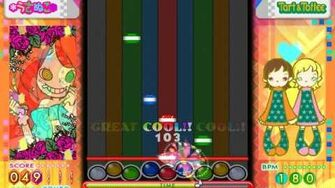 Pop'n music HARD CHANSON LOVE IS ORANGE EX
