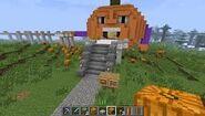 Hungry Pumkin Minecraft