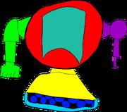 MiniTubbyFighterMech