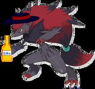 Zoroark-gangsta