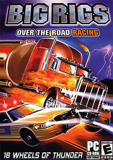 Big Rigs - Over the Road Racing Coverart