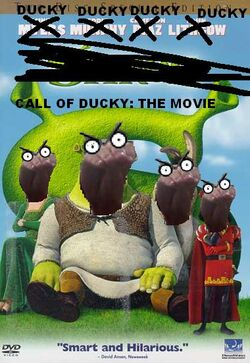 Call of Ducky The Movie
