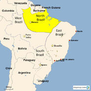 North Brazil