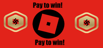 Flag of robloxia but pay to win