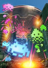 Spaceinvaderrevenge