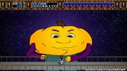Hungry Pumkin in a Game