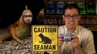 Seaman for Dreamcast - Angry Video Game Nerd