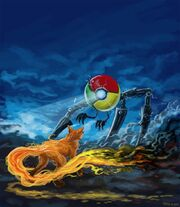 Mozilla-and-chrome-mr-wrong