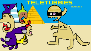 Teletubbies season 6 poster