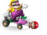 Obey Wario, Destroy Mario!