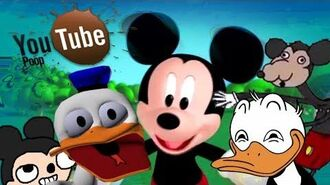 YTP - Mickey Mouse's Clubhouse Catastrophe (MMC Collab)