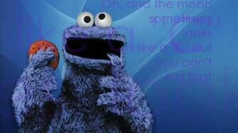 C is for Cookie - Cookie Monster (Lyrics)