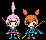 Kat and Ana