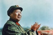 Mao Zedong Clapping