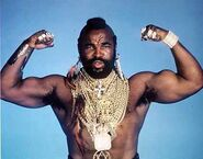 Mr. T Strong