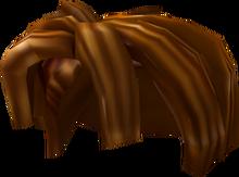 Some bacon hair