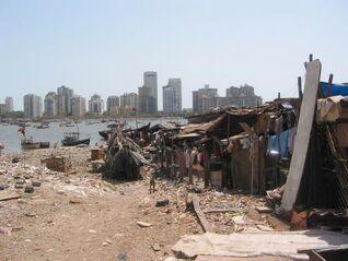 Slum-city