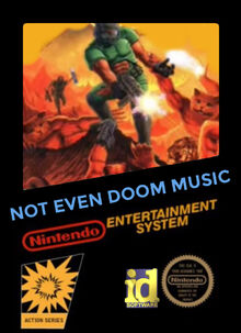 NEDM shame NES box art