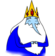 Ice King Transparent