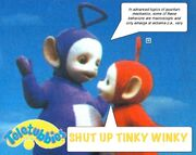 Shut up twinky