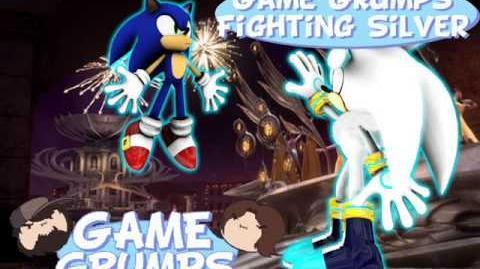 Game Grumps-Fighting Silver (oddboy18 remix)