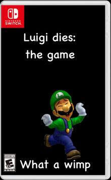 Luigidiesthegame