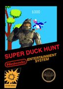 Master chief duck hunt