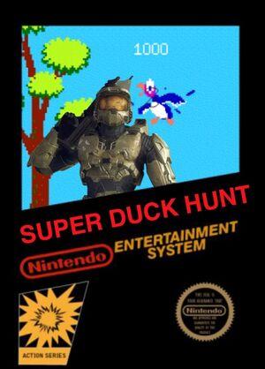 Master chief duck hunt