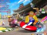 Super Ultra Racing Pros Extreme Dudes with Cool Stuff Kart Wii with Knuckles