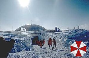 Antarctica Base