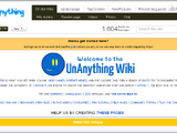 UnAnything Wiki