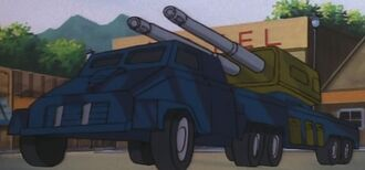 Onslaught Vehicle