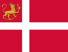 Dictator Norway flag