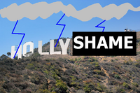 Hollyshame Sign