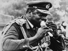 Idi Amin Cannibalism